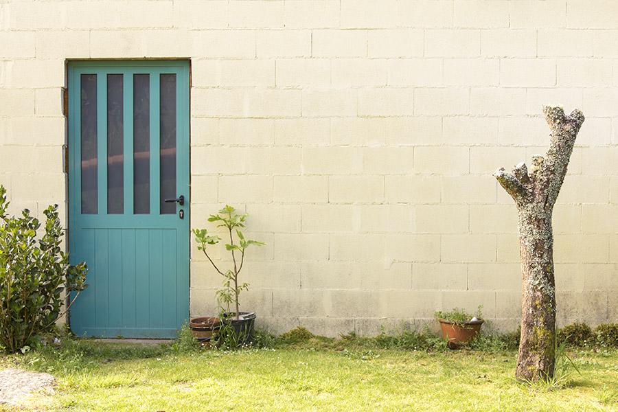 Porta garaje